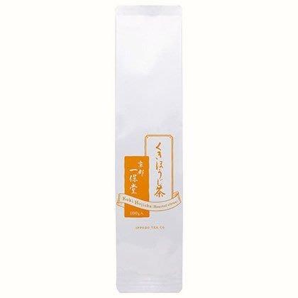 TAKI MAMA  日本代購 一保堂茶舖 茶梗烘培茶100g/袋裝(茶葉) 預購中