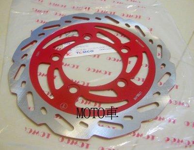 《MOTO車》TCMCO 雷霆 125 150 超五 噴射版 原廠型 圓盤 碟盤(鋼質) 浪花碟