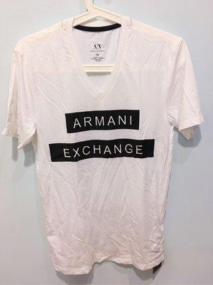 新款正品 Armani Exchange AX logo 短袖t 潮流 短袖T恤 亞曼尼 阿瑪尼 ck y3 a&f 短t t-shirt 白t tee 台北市