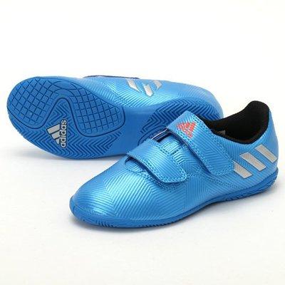 【鞋印良品】ADIDAS 愛迪達 中大童 兒童 16.4 IN 室內足球鞋 MESSI 梅西足球鞋 BB4029