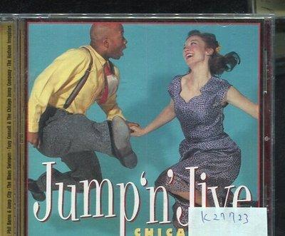*真音樂* JUMP'N' JIVE / CHICAGO 二手 K27723