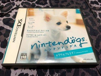 幸運小兔 NDS遊戲 NDS 任天狗 吉娃娃與夥伴們 任天堂 2DS、3DS 適用 F8