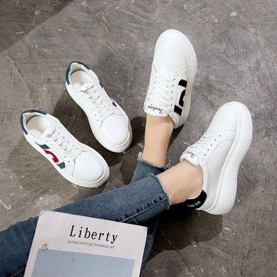 運動鞋 休閒鞋夏季新款小白鞋女鞋百搭淺口懶人帆布鞋韓版魔術貼一腳蹬白鞋