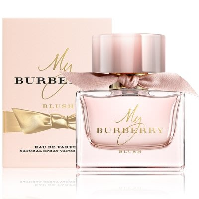 BURBERRY My Burberry Blush 女性淡香精 30ml【小7美妝】