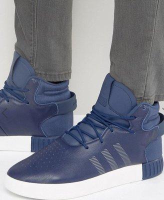 『BAN'S SHOP』代購 adidas Originals Tubular Invader  深藍色 墨綠色  全新