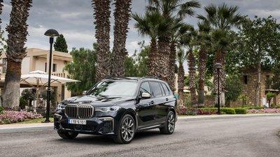 【樂駒】BMW G07 X7 M50d CERIUM GREY 後視鏡外蓋 鈰灰 視覺系 外觀 改裝