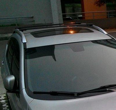 DE連長--Luxgen U6 原廠型(美規) 車頂行李架橫桿 置放架 可放置衝浪板 鋁梯 行李盤