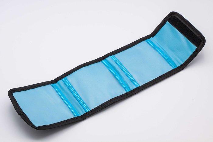 呈現攝影-濾鏡收納袋 3片裝 濾鏡包 ND8 濾色片減光鏡 偏光鏡 CPL Cokin 高堅 寛94mm Cokin P系列