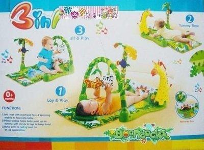 *歡樂屋*.....//長頸鹿嬰兒健力架.遊戲毯//.....可拆當推車吊飾