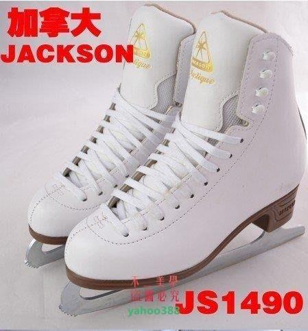 美學126加拿大Jackson JS14901491花樣滑冰鞋花樣冰刀鞋兒❖6561