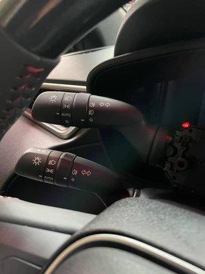 (小鳥的店)豐田 2019-21 ALTIS 12代 原廠頭燈自動開啟AUTO 復原可關閉 原廠撥桿 CAMRY 8代
