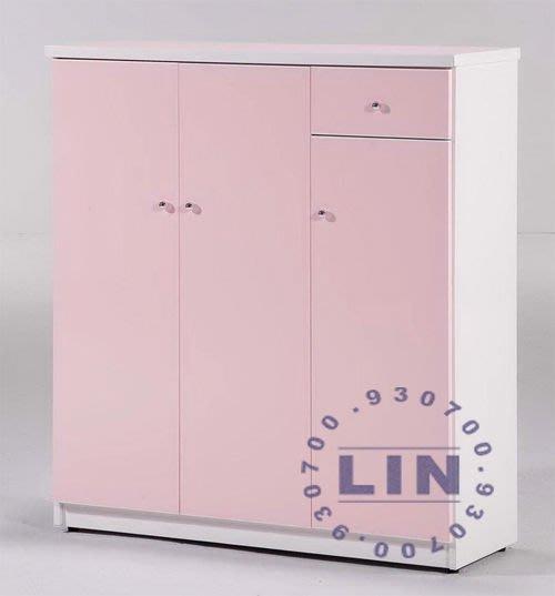 【品特優家具倉儲】R2301-11鞋櫃SH-301塑鋼鞋櫃優惠價