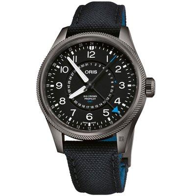 正品Oris豪利時 57th Reno Air Races限量腕錶 0179877684284-Set
