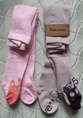 新款卡通貓貓 不對稱圖案 襪褲 嬰幼兒打底褲 連襪褲舞蹈襪 $45/條 包郵