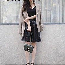 Marina Rinaldi 奶茶色寬版歐膩西裝外套