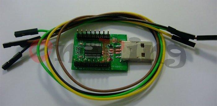 萬平科技USB To TTL(3.3V) , 支援Win10,Android,PL2303HXD,電源/TX/RX三色燈