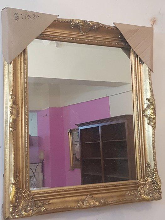 奢華風穿衣鏡 鏡子 化妝鏡