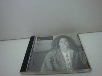 【銅板交易】二手原版CD--肯尼吉 - 摒息 Kenny G Breathless 1992年