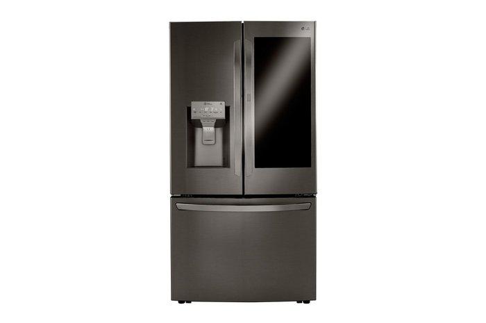 【棋杰電器】LG GR-QBFL87BS InstaView™WiFi敲敲看門中門冰箱 星夜黑/821【☎ 來電享優惠】