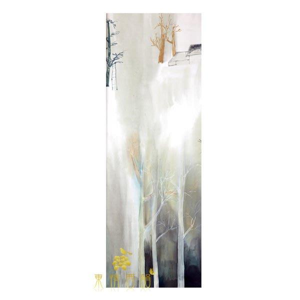 【芮洛蔓 La Romance】手繪絲綢壁紙 ZW01-042 / 壁飾 / 母親節