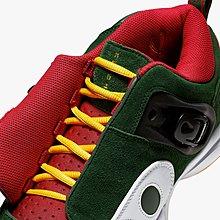 R代購 Nike Zoom GP Retro Gary Payton OG 白綠紅黃 超音速手套 AR4342-300