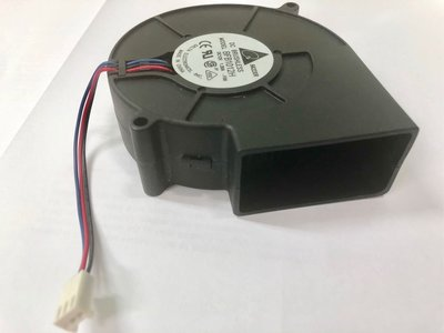 98%新【DC Brushless】重身渦輪增壓式散熱風扇turbo charger fan heat dispense