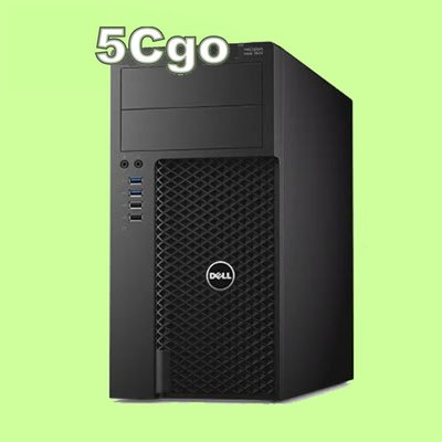 5cgo【權宇】戴爾DELL Precision 3620迷你直立式工作站(Xeon E3-1240v5)3年保固 含稅