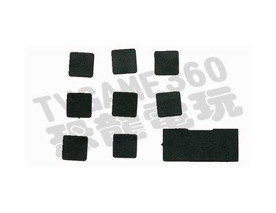 PS3 SLIM 2000 3000 主機腳墊 橡膠墊片【台中恐龍電玩】