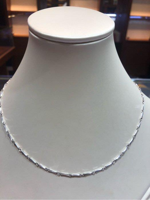 PT900鉑金項鍊,簡單耐看閃亮款式,保值又不褪色,單戴就很美,2.19錢重,超值優惠價11000