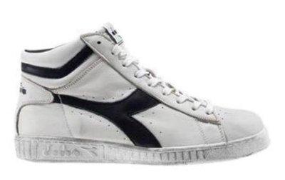 北台灣大聯盟 原廠進口-DAIDORA 男/女款GAME L HIGH WAXED經典籃球鞋 C5262白 限量980元