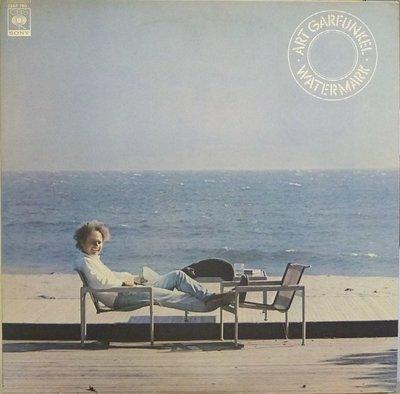 §小宋唱片§ 日版/Art Garfunkel - Watermark/二手西洋黑膠