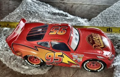 car only-Mattel-PIXAR-Cars-反斗車王-Lightning Mcqueen-1/24-Diecast-加5元手續費-M-055