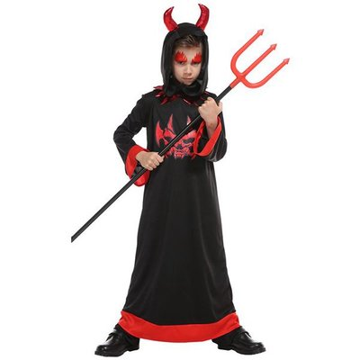 X射線【W370042】黑色小惡魔,舞會/尾牙/萬聖/聖誕/變裝/cosplay/表演/攝影/寫真/話劇/舞台劇