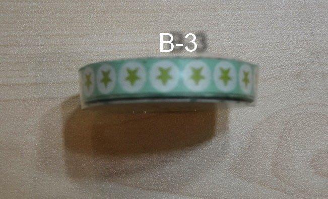 *巧巧布拼布屋*丹麥進口Tilda~B-3.B-4.B-5藍綠色系緞帶 / 拼布裝飾材料