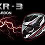 超輕量 M2R XR- 3 XR3 碳纖維 安全帽 彩繪版...