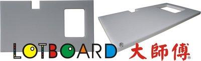 LOTBOARD大師傅-營業用生鮮魚貨水槽板90*50*3 cm(SI-01)