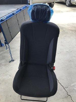 @中華三菱@MITSUBISHI~OUTLANDER~奧蘭德~全新原廠座椅~右前(副駕駛座)座椅~黑色絨布椅