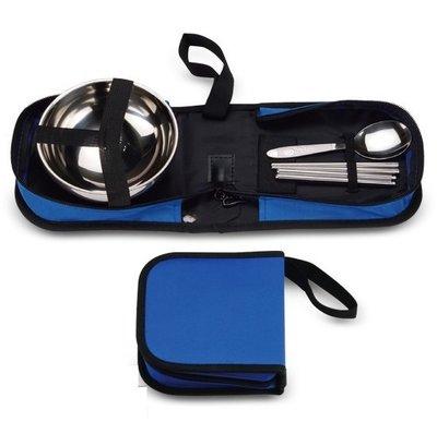 單入碗餐包組 美食達人不鏽鋼優質餐具篇