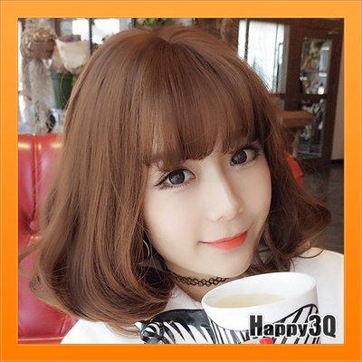 梨花頭髮假髮造型女生短髮假髮COSPL...