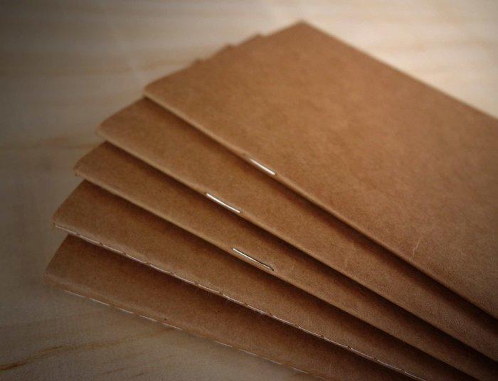 空白本 日記本 筆記本 記事本 內芯 21*11CM  繪本 DIY材料  notebook