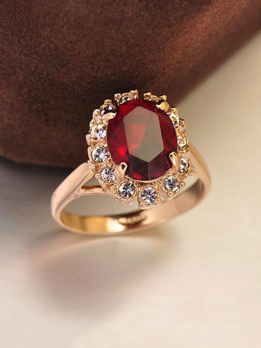 FEI日韓代購~復古簡約戒指女時尚日韓國百搭潮人個性網紅食指指環關節手飾品