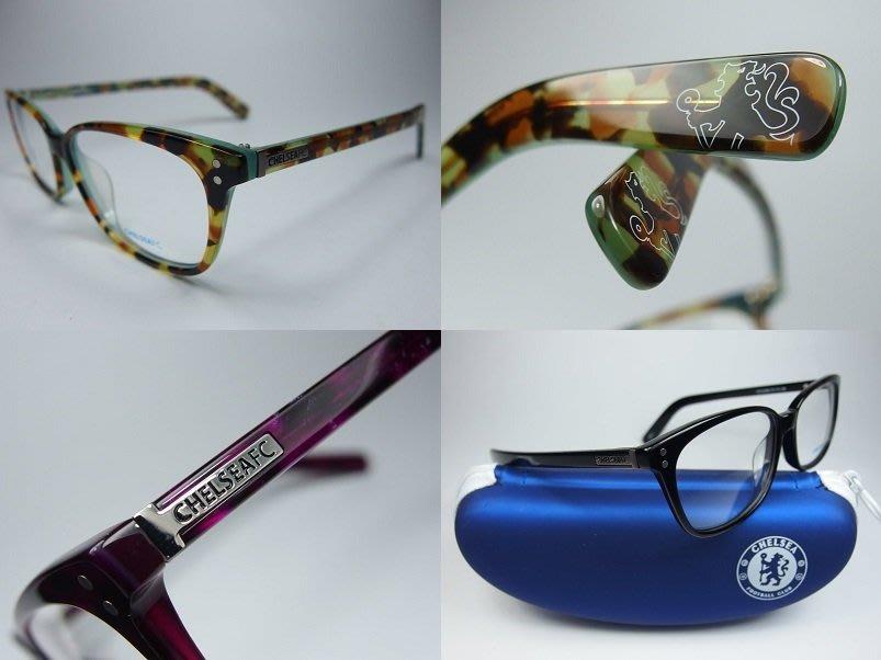 【信義計劃】全新真品 CHELSEAFC 切爾西足球俱樂部 眼鏡 膠框 鉚釘 超越 Oliver Peoples YSL