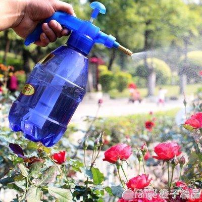 澆花透明淋花壺塑料園藝氣壓灑水壺家用高壓噴灑壺