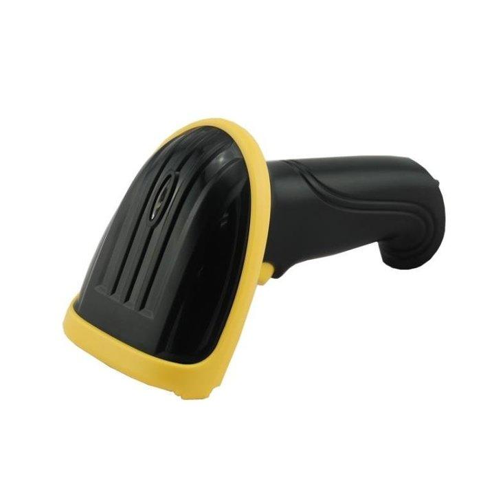 激光條碼掃描槍快遞單號專用槍掃碼器有線超市服裝巴槍 USB掃碼搶