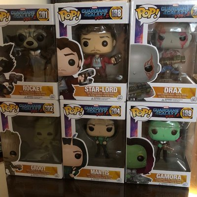 FUNKO POP Guardians Of The Galaxy