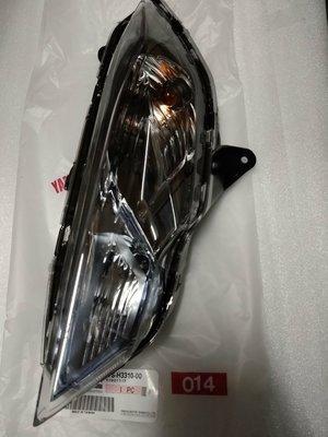 YAMAHA 山葉 原廠 勁豪 勁豪 125 方向燈 前面方向燈 另售其它規格 下單備註左右