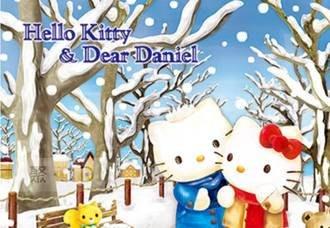 P2拼圖 三麗鷗 Hello Kitty - 冬之戀歌 (300pcs) HP0300S-182【小瓶子的雜貨小舖】 新北市