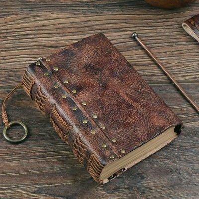 ~皮皮創~重工純手工縫製植鞣牛皮旅行記...
