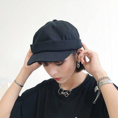 爆款--【小眾范】ins日系潮人鴨舌帽...
