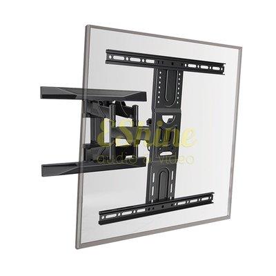 全新NB P6 新改版P7適用40吋~75吋豪華雙旋臂液晶電視壁掛架 SONY 國際 SHARP 奇美 聲寶 LG 三星